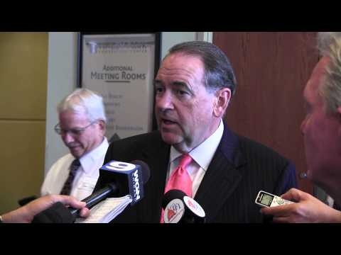 Gov. Mike Huckabee on Social Issues in the 2016 Election