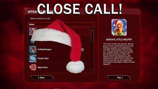 Santa's Little Helper - A Close Call (plague Inc Evolved)