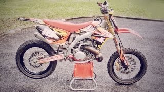 Flat Track, Motocross, Supermoto: all-in-one!