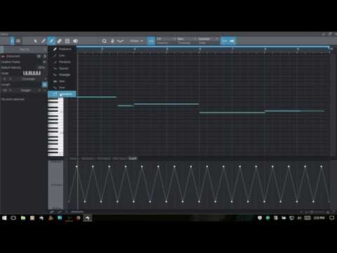 Learn Studio One 3   The Editor - Working With MIDI   Part IV