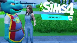 AMBITNA STUDENTKA | The Sims 4 Uniwersytet #8