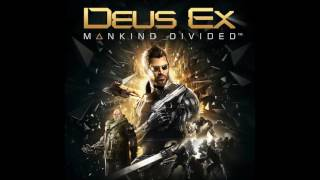 Deus Ex Mankind Divided OST HD - 05: The Conference