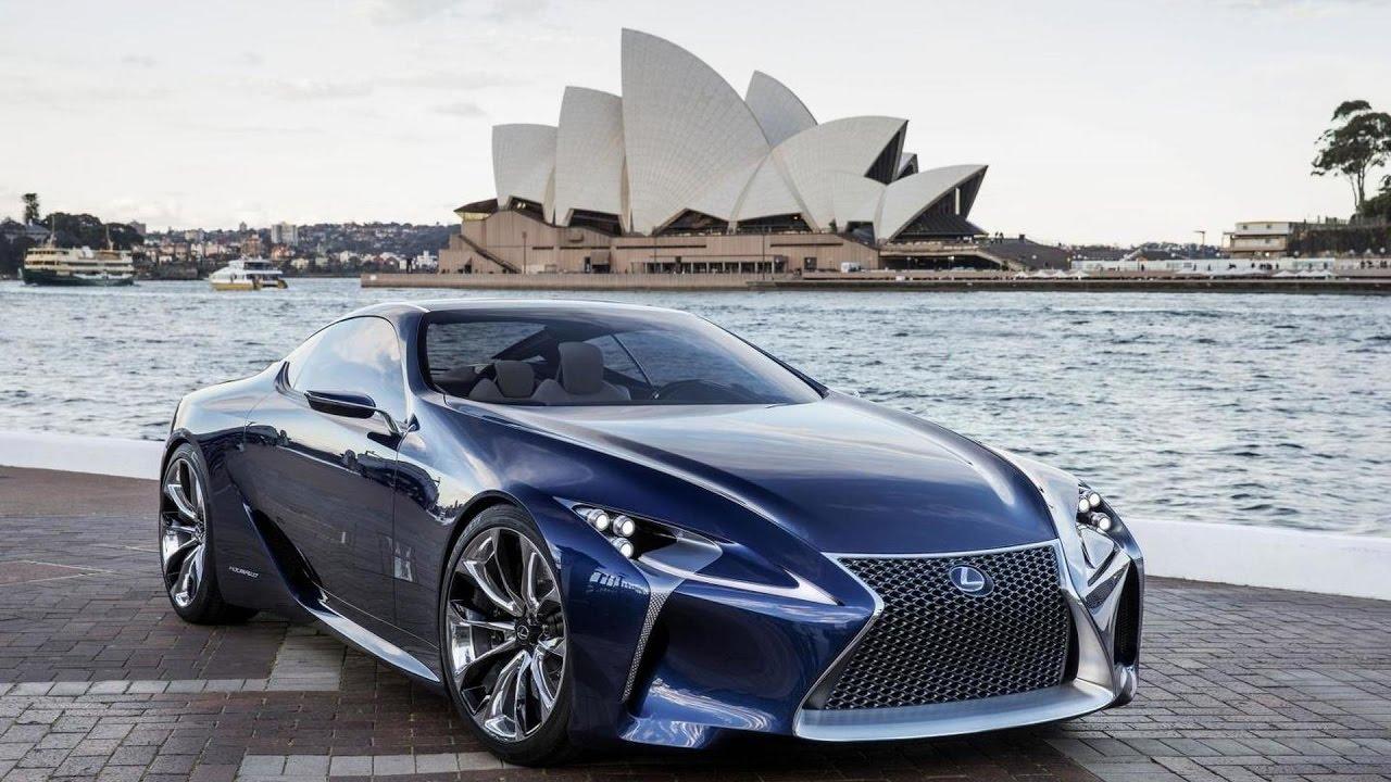 Lexus lfa 2017