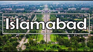 Islamabad Tour Guide & Travel VLOG - Second Beautiful Capital City Video