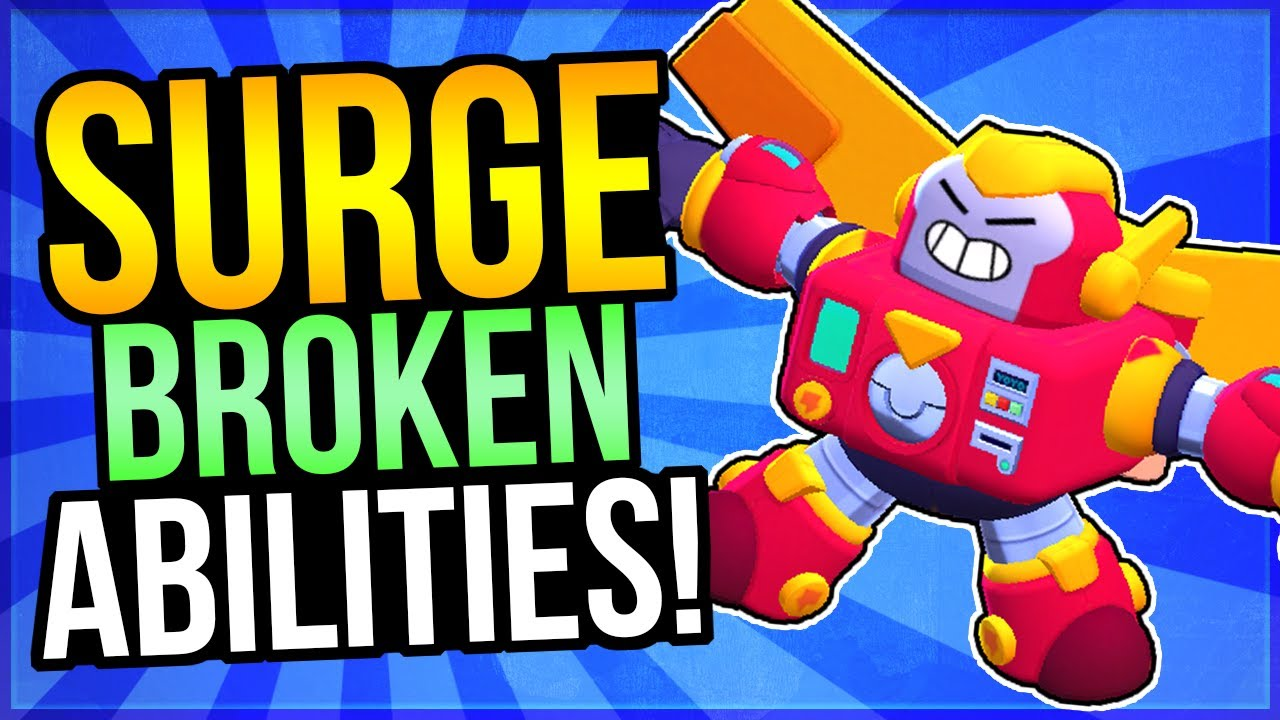 HOW TO DOMINATE WITH NEW BRAWLER SURGE! Best Tips + Modes! Update