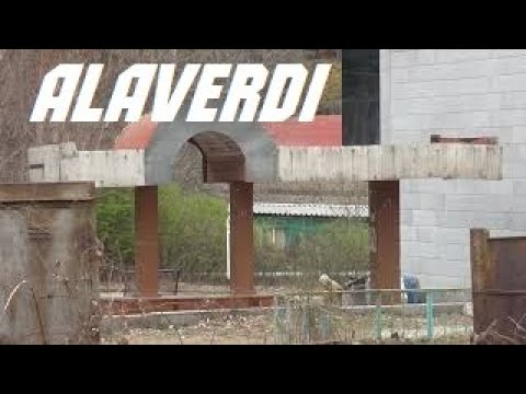 Copper Factory @ ALAVERDI Town ARMENIA 2019 Медеплавильный завод в АЛАВЕРДИ Армения медный City