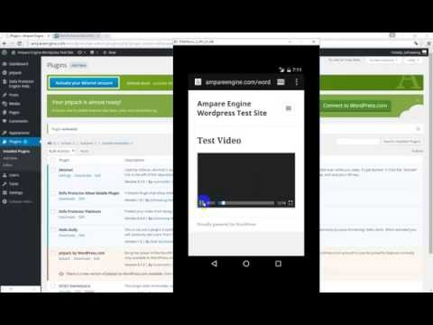 How to Allow Mobile browser to play Defa Protector Video For Free and Easy
