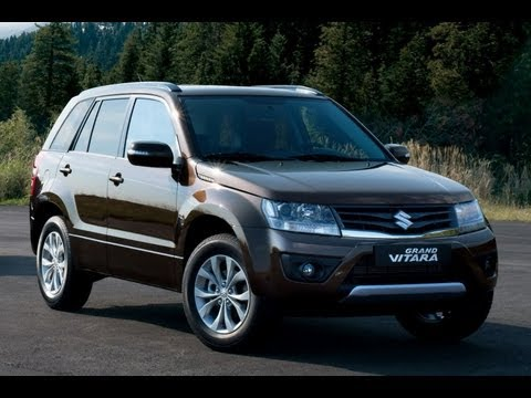 2013 Suzuki Grand Vitara [AUTO REVIEW]