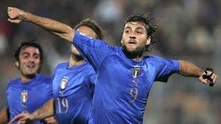 Highlights: Italia-Moldavia 2-1 (12 ottobre 2005)