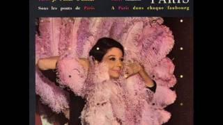 Zizi Jeanmaire ♫ Paris Canaille ♫ Jazz !