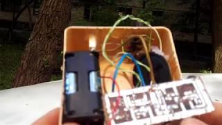 Металлоискатель своими руками(5-е видео)