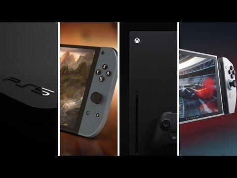 ps5-ces-2020-/logo/price/specs- -xbox-series-x/soc/ports/games- -alienware-ufo- -nintendo-switch-pro
