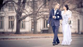 Сине белая Свадьба