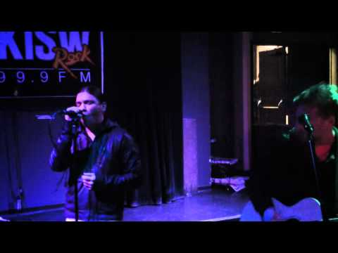 Shinedown - KISW 99.9FM Private Acoustic Event - Triple Door - Seattle 3/2/12