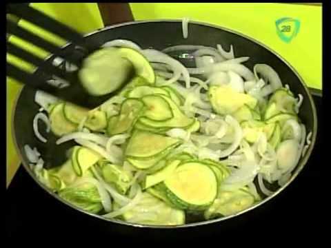 recetas quiche de calabacin cocinando con ariadna tapia youtube