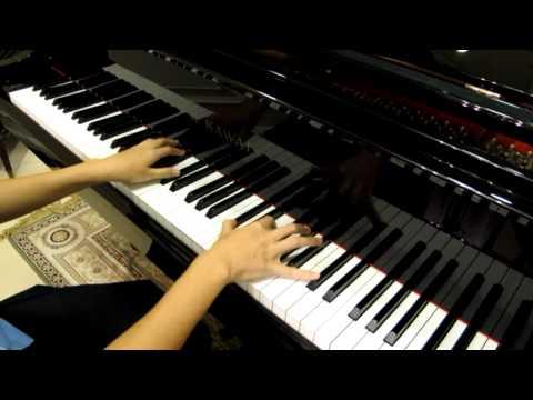 FFVII Main Theme Piano