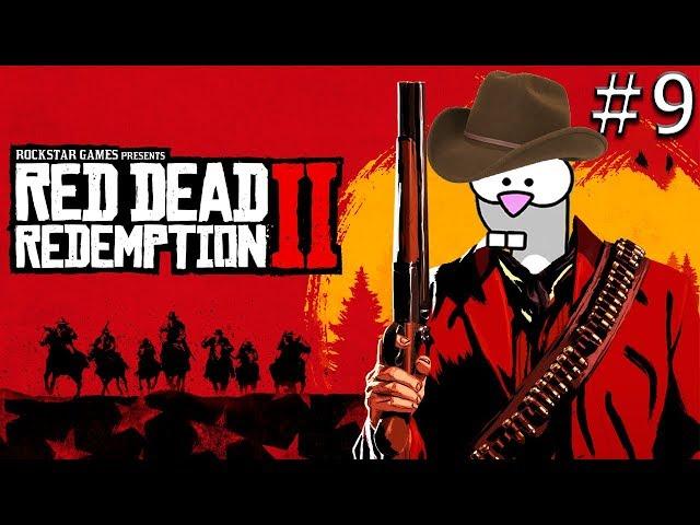 Red Dead Redemption 2 Gameplay / Walkthrough - PS4 Pro - Clemens Point - Episode 9