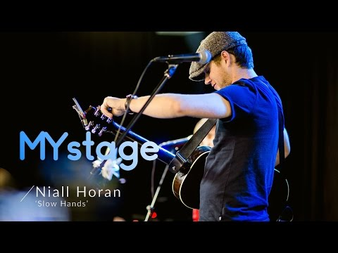 Niall Horan 'Slow Hands' Live on MYstage