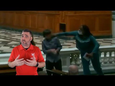 Church Attack Teaches Us Lessons