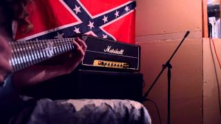 Marshall JMP 2203 / Jose Arredondo mod - Metal