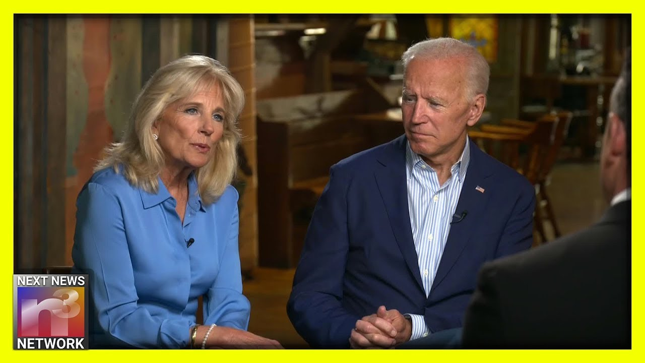 WOW! Joe Biden Struggles to Remember What He is Saying - His Wife Jill Tries to Chime in to Help Him