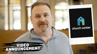 Video Announcement - October 1, 2020