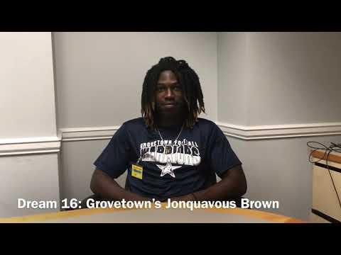 Dream 16: Grovetown's Jonquavous Brown