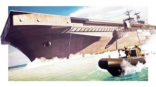 Battlefield 4 Naval Strike Prepare for Battle - Multiplayer Gameplay Trailer