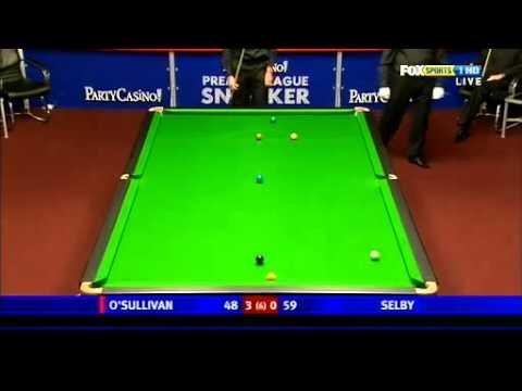 Ronnie O'Sullivan Deliberately Fouls To End Frame  Daksh khatri