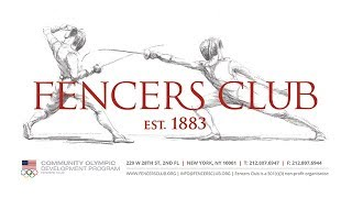 Future of Fencers Club Video 720p