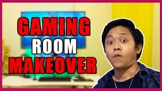 Gaming Room Makeover 2020