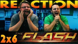 The Flash 2x6 REACTION!!