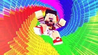 Minecraft: TEMOS QUE CAIR NISSO - RAINBOW DROPPER ‹ AMENIC › thumbnail