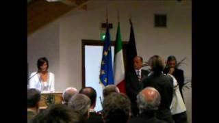 Lucia Anna Franchin Benin Commendatore Repubblica Italiana