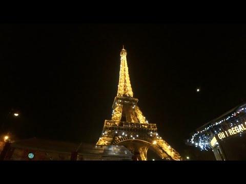Sığ Turist - Paris #VLOG