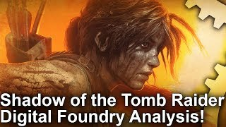 [4K] Shadow of the Tomb Raider: Every Console Tested - The Complete Digital Foundry Analysis