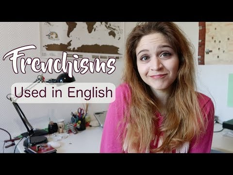 10 French Words Used In English