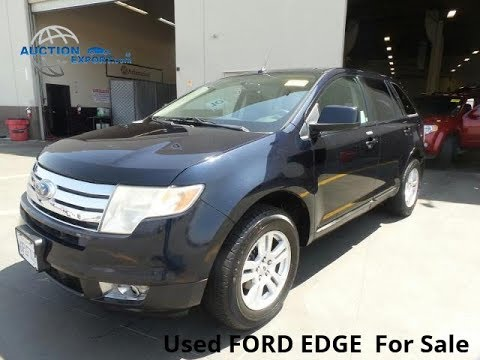 Used  Ford Edge For Sale In Usa Shipping To Nigeria