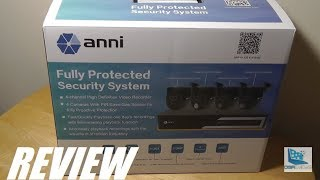 REVIEW: Anni 4-Channel FHD Security System (1TB DVR)