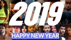 New Year Mix 2019 - Best Music Mashup
