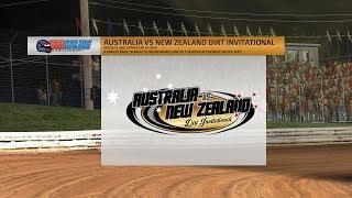 Australia vs New Zealand Dirt Invitational