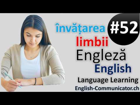#52 Limba Engleza Curs English Română Romanian Brezoi Dolj Lehliu Orăștie Seini Vașcău