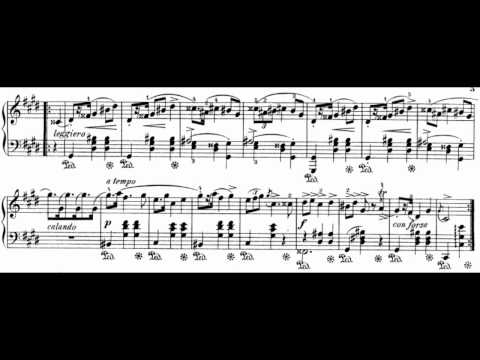 Chopin Mazurka Op.6 No.2 By Arthur Rubinstein (21/154)