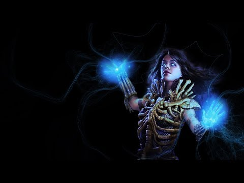 Возвращение ведьмы SRS, Path of Exile, Ну что демоны кто хочет ещё комиссарского тела ?!