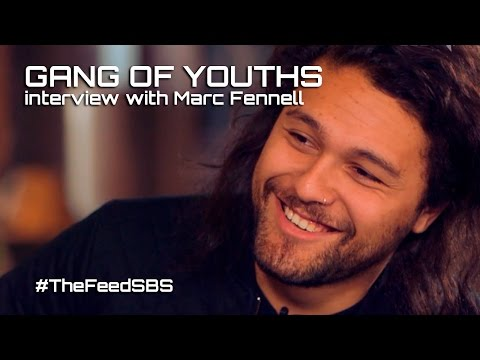 Gang of Youths David Le'aupepe on suicide, rehab and why he wrote songs- The Feed
