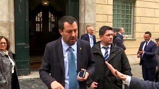 Расколет ли ''российский след'' правительство Италии?