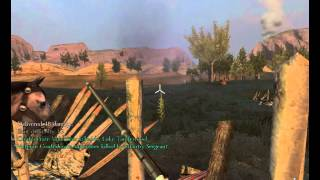 Mount And Blade 1866 Western Mod Quick Battle : Gettysburg (American Civil War)