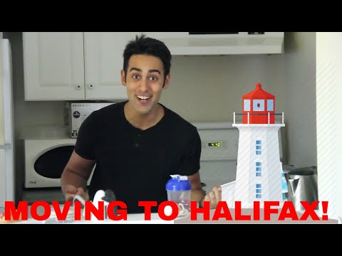 Moving to Halifax, Nova Scotia (Advice)
