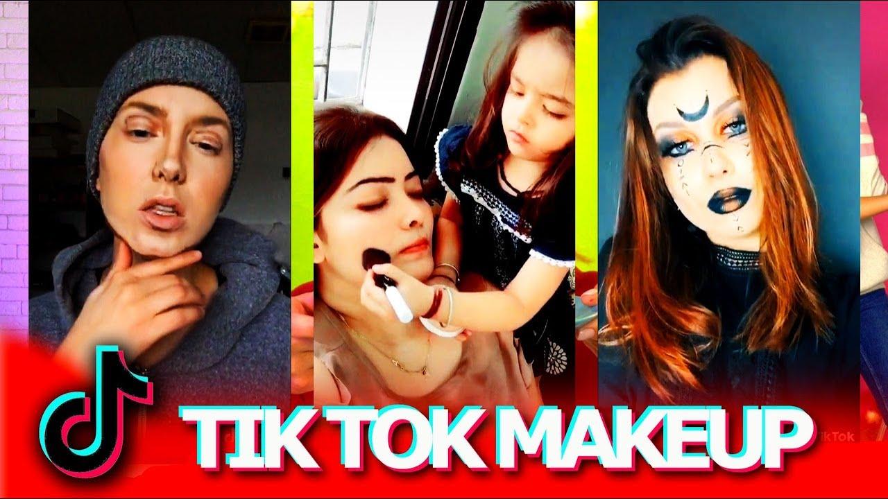 image Beautiful  Makeup Tutorial Compilation ♥ 2019 ♥ Tik Tok & Musically