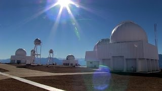 #54 Tololo Astronomical Observatory - Living Atlas Chile